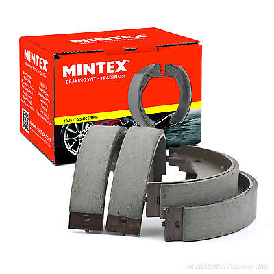 NEW MINTEX - REAR - BRAKE SHOES SET - MFR452 - FREE NEXT DAY DELIVERY