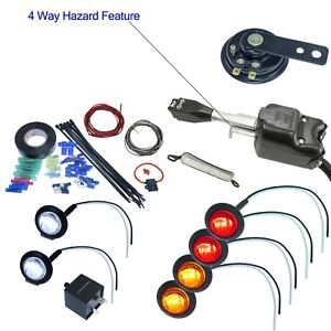 Universal Turn Signal Kit | eBay on painless wiring fuse block, painless wiring dimmer switch, painless automotive wiring, painless harness gauge, painless wiring diagram, painless wiring kits, painless harness engine, painless universal fuse box, painless wire harness connectors, painless wire harness atv, painless wiring for old cars and trucks, painless wiring manual,