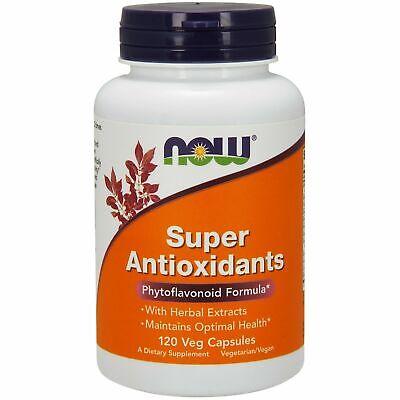 Now Foods SUPER ANTIOXIDANTS Phytoflavonoid Formula - 60 VCaps IMMUNE SUPPORT