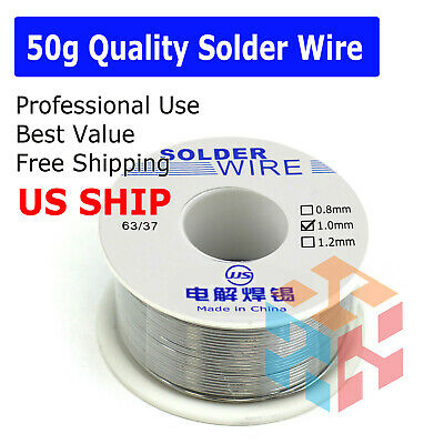 Lead Free Solder Wire Sn99.3 Cu0.7 With Rosin Core For Electronic 1.0mm