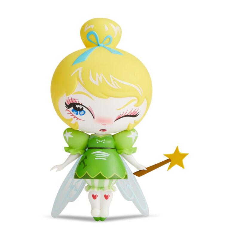 Enesco Miss Mindy Disney Peter Pan Tinker Bell Vinyl Figurine 7.09 Inch