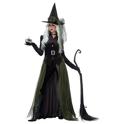 California Costumes - Gothic Witch - Adult - Adult Witches Costumes