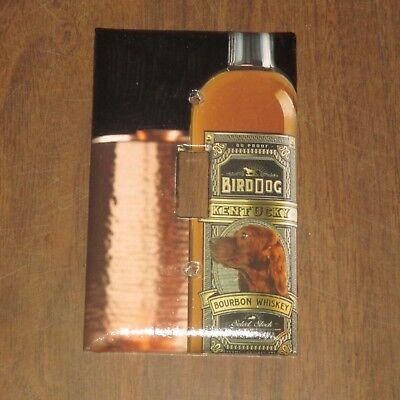 BIRD DOG Birddog KENTUCKY Burbon Whiskey Bottle LIGHT SWITCH COVER PLATE