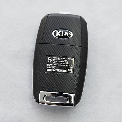 keyless entry remote control folding key fit kia all new. Black Bedroom Furniture Sets. Home Design Ideas