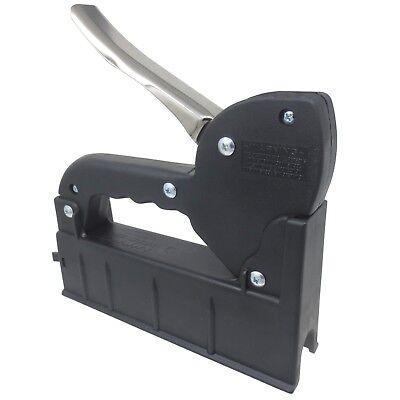Pex Cpvc Manual Clip Gun Peter Mangone Staple Rb-5 For Wood Staples