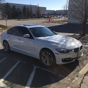 ACCIDENT FREE 2014 BMW 320I XDRIVE SPORT AUTOMATIC