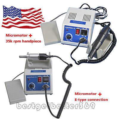 Ups Dental Lab Marathon N3 Micro Motor Polishing Micromotor 35k Rpm Handpiece