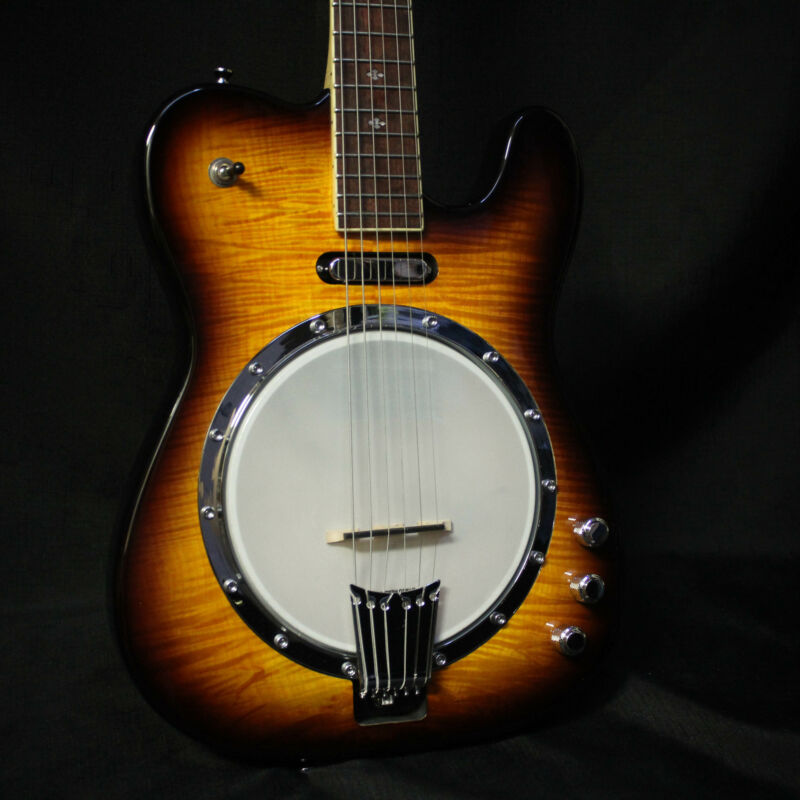 Gold Tone ES-Banjitar Electric Banjitar