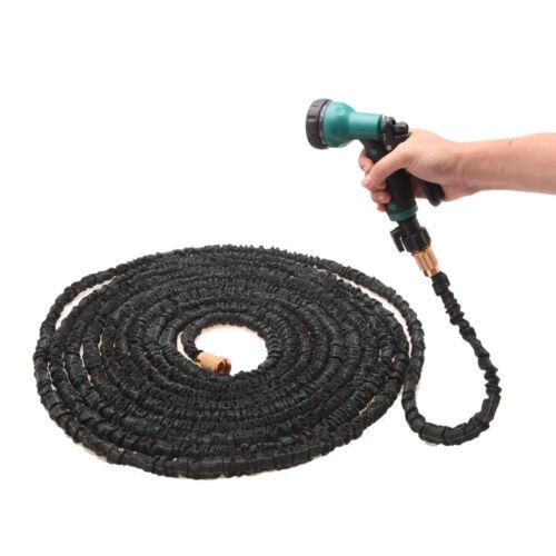 100FT Expanding Flexible Garden Water Hose Pipe ...