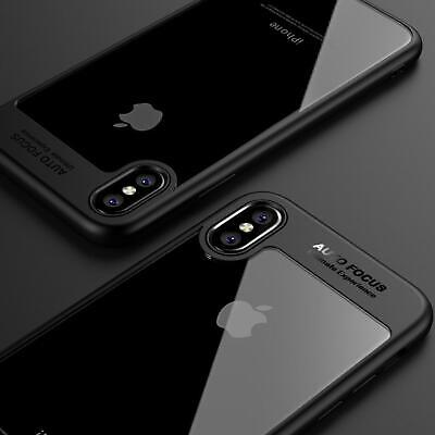 Handy Hülle Apple iPhone X XS 6 6S 7 8 Plus Schutz Case Tasche Back Cover Bumper