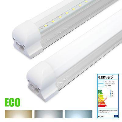 LED Röhre T8/G13 Fassung 60-180cm Röhren Lichtleiste Leuchtstoffröhre Lampe Tube ()