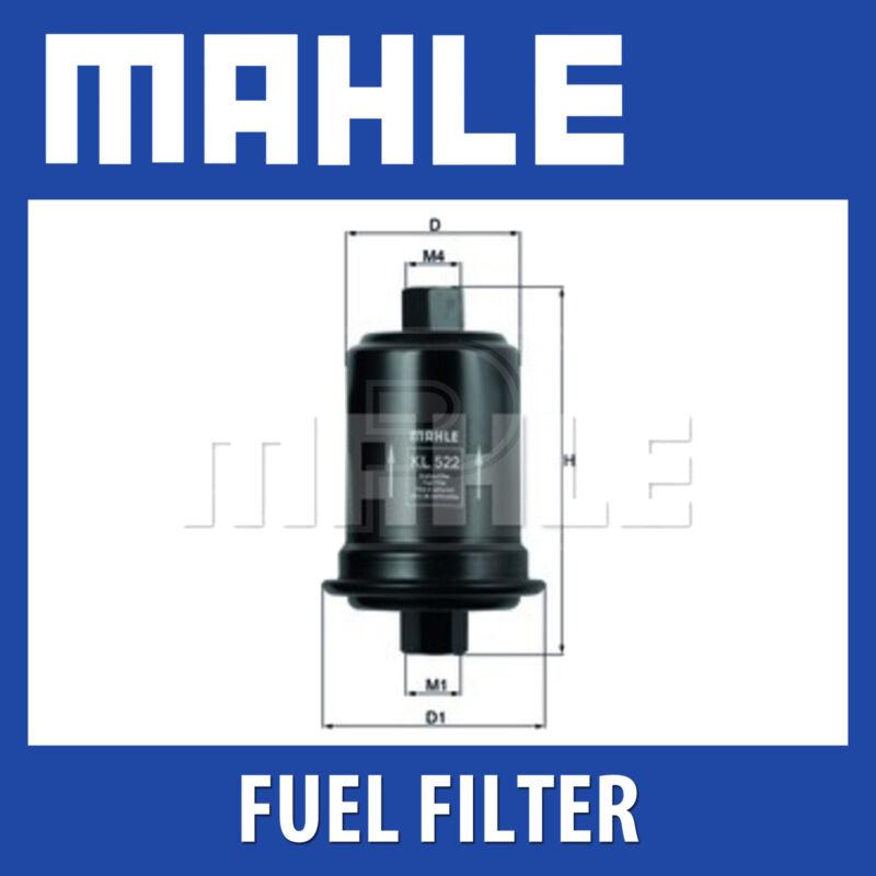 Mahle Fuel Filter KL522 - Fits Hyundai, Kia, Lexus - Genuine Part