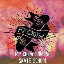 MP CREW skateboard school Mount Martha Mornington Peninsula Preview