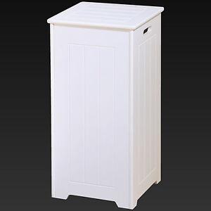 wooden laundry basket ebay. Black Bedroom Furniture Sets. Home Design Ideas