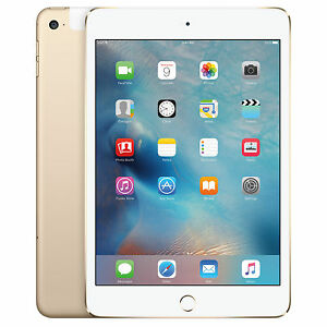Apple-iPad-Mini-3-16GB-Unlocked-GSM-4G-LTE-iOS-Tablet-Gold