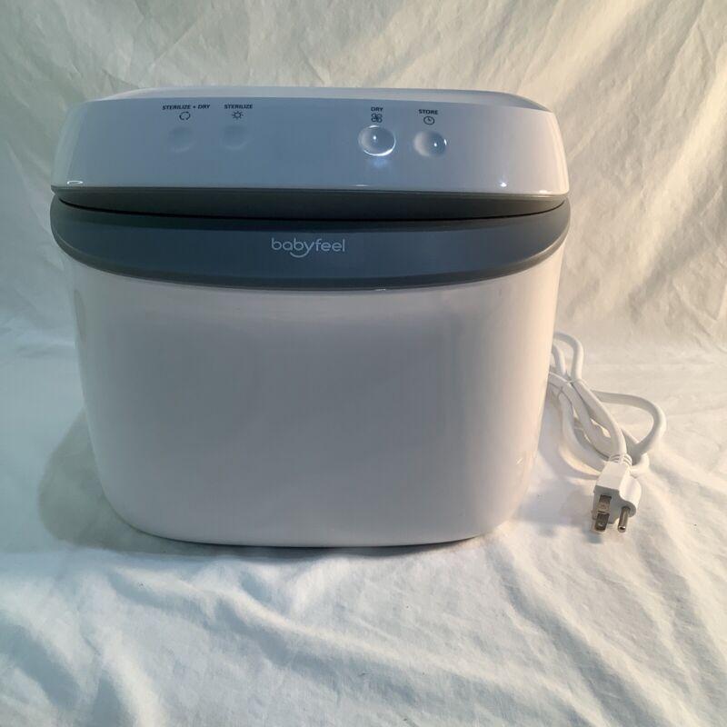 Baby Feel UV-6900 UV Sterilizer Box never used No Box