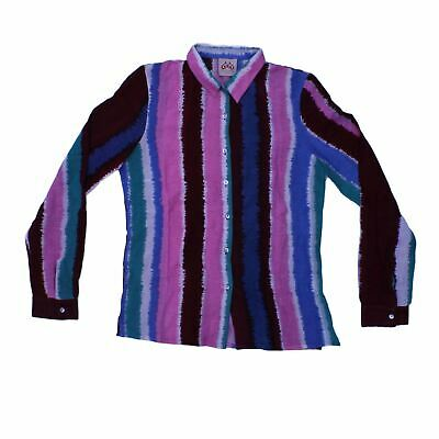 Le Sirenuse Women's Long Sleeve Shirt 14 UK 14 Colour: Multi