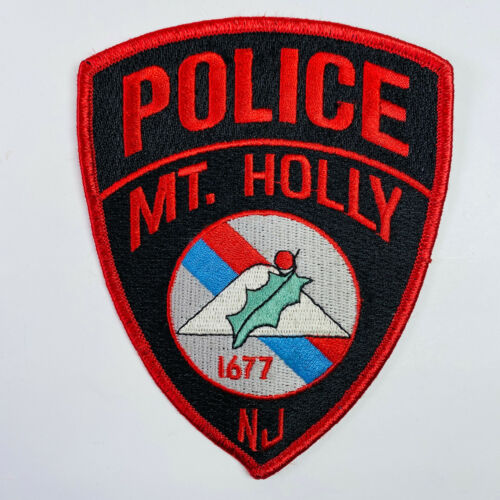 Mount Holly Police Burlington County Mt Holly New Jersey Patch