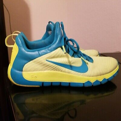 Nike Free Trainer 5.0 Size 8 M Men's Training Shoes 644671-730