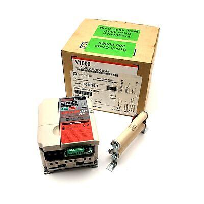 Magnetek Impulse G Mini Cimr-vu4a0001baa Inverter Drive 380-480vac 0-400hz