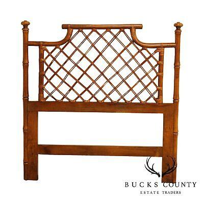 Post 1950 Vintage Bamboo Furniture, Vintage Bamboo Furniture