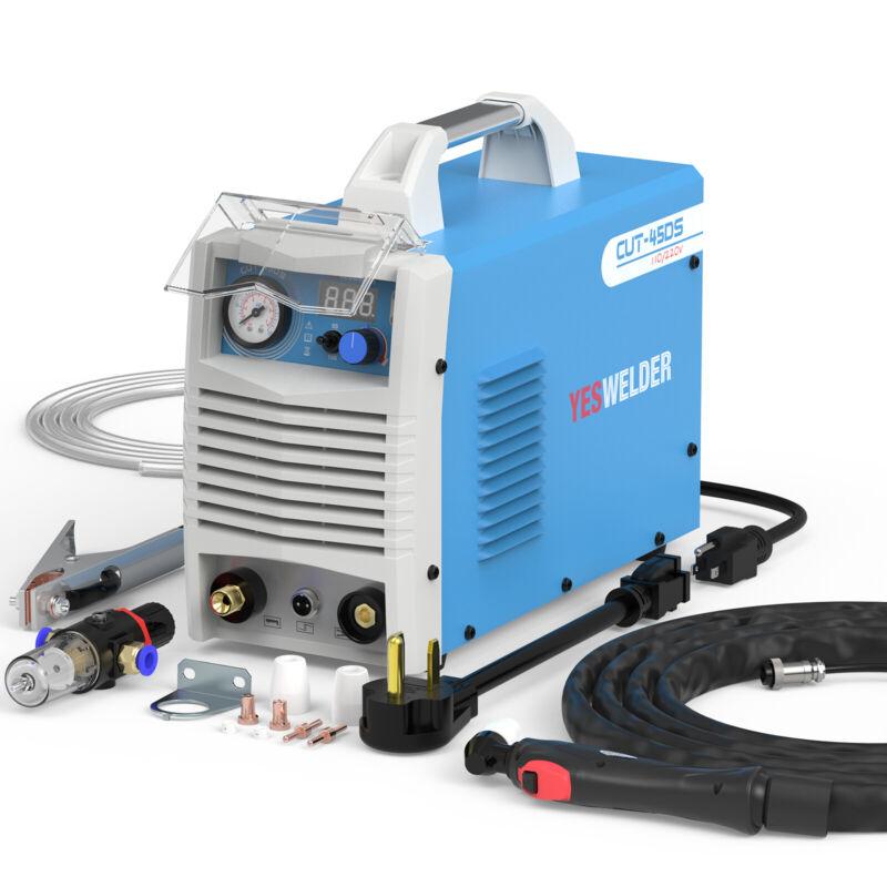 HF Plasma Cutters CUT-45 DC Inverter Cutting Machine 110/220V