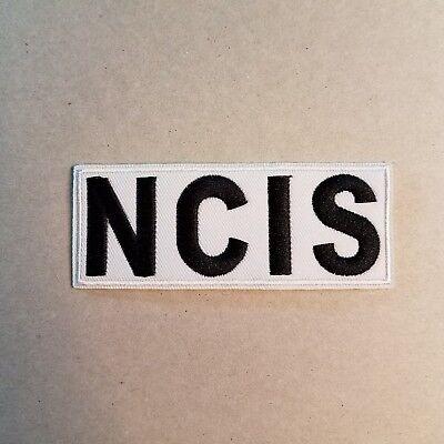 Ncis Abby (NCIS Abby White Lab Coat Patch 4)