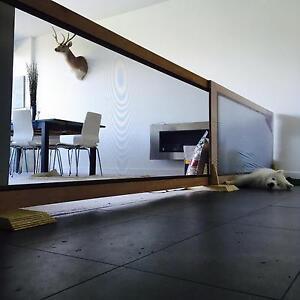 Custom Puppy / Dog / Kitten / Toddler Play Pen Security Gate System Glebe Inner Sydney Preview