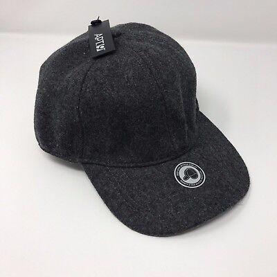 3e25f1e6b9293 APT.9 Men s S M ~ Wool Blend Gray Baseball TRAPPER Hat w  Ear Flaps