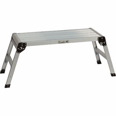 Ironton Extra Large Folding Work Platform 330-lb Cap 40inl X 15inw X 19 58inh