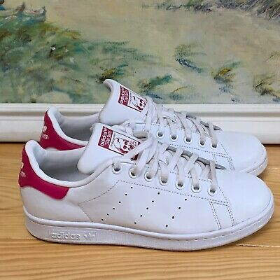 Womens Adidas Stan Smith Trainers Size 5