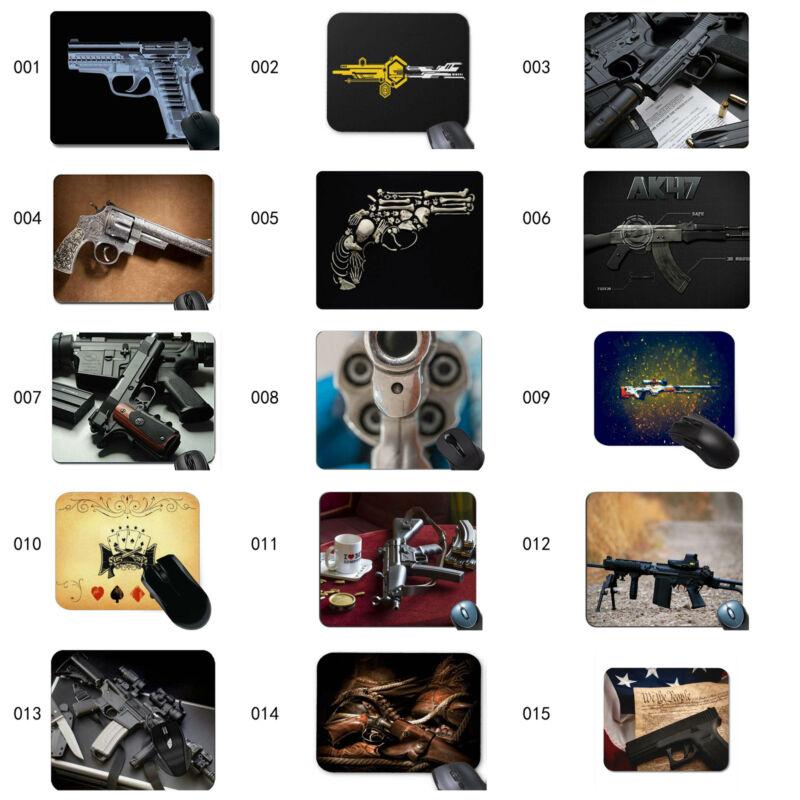 Guns Weapons Rifles Celebrate Diversity Second 2nd Amendment Mouse Pad Mousepad