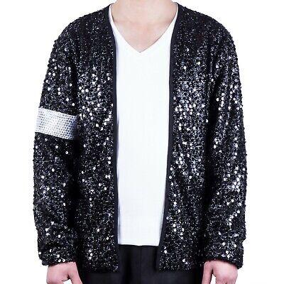 Michael Jackson Costume-Michae Jackson Jacket Billie Jean Jacket For Child/Adult - Michael Jackson Costume Billie Jean