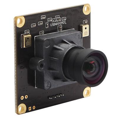 4K Weitwinkel Webcam USB Fisheye Video Kamera Modul Mit Micphone für Mac Linux