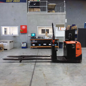 BT OSE250 BT Double Pallet Mover Pallet Truck Luscombe Gold Coast North Preview
