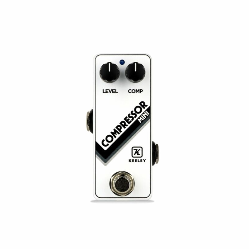 Keeley Compressor Mini Limited Edition Release