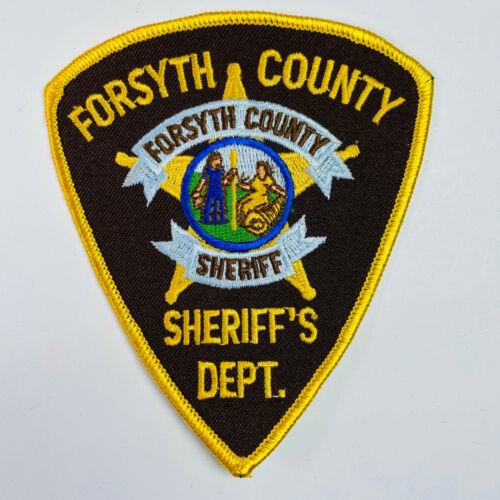 Forsyth County Sheriff North Carolina Patch
