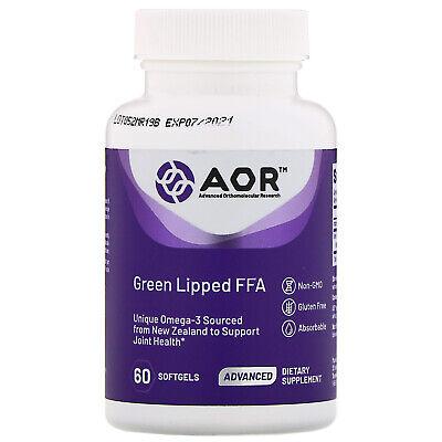 Green Lipped FFA, 60 Softgels
