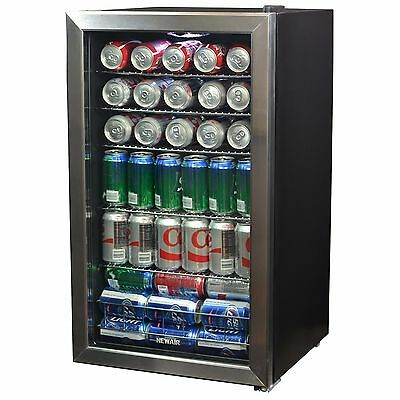 Beverage Center 6.7 Cu Ft Refrigerator Cooler Wine Beer Soda Kitchen Mini Fridge