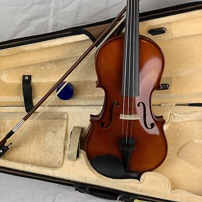 🎻 Ashton AV342 Violin Outfit | 3/4 Size | Violin, Bow & Hard Foam Case 🎻