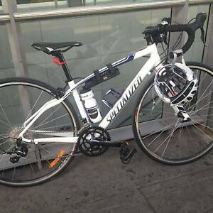 Womans' Road Bike Specialized Dolce Extra Small Ashfield Ashfield Area Preview
