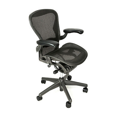 Herman Miller Aeron Office Chair - Fully Loaded