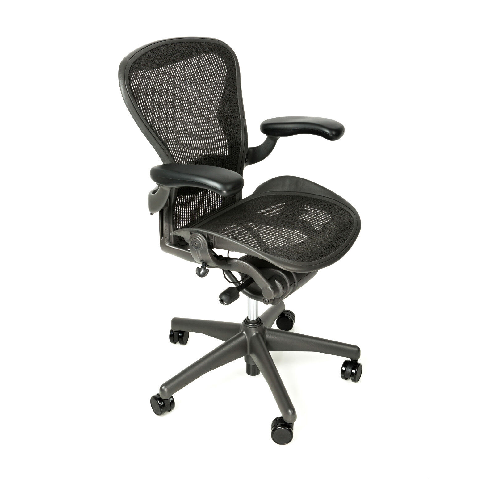 Beau Herman Miller Aeron Office Chair   Fully Loaded