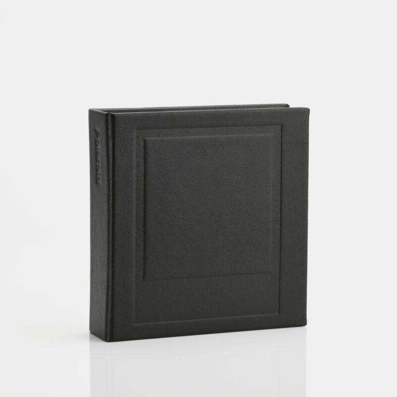 Polaroid Photo Album Black - Small - 40 Photos