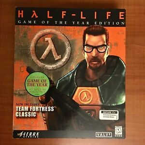 PC Half-Life Game Of The Year COMPLETE