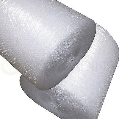 3 Bundles of  Bubble Wrap 300mm x 100 M Small Bubble Strong SMT