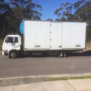 UD NISSAN MK6 244545km 2009 model PANTECH Bonnells Bay Lake Macquarie Area Preview