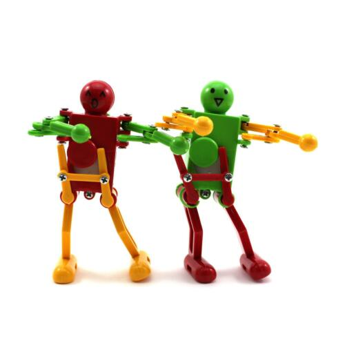 Toys For Kids 7 And Up : Popular dancing robot toy children kids clockwork control