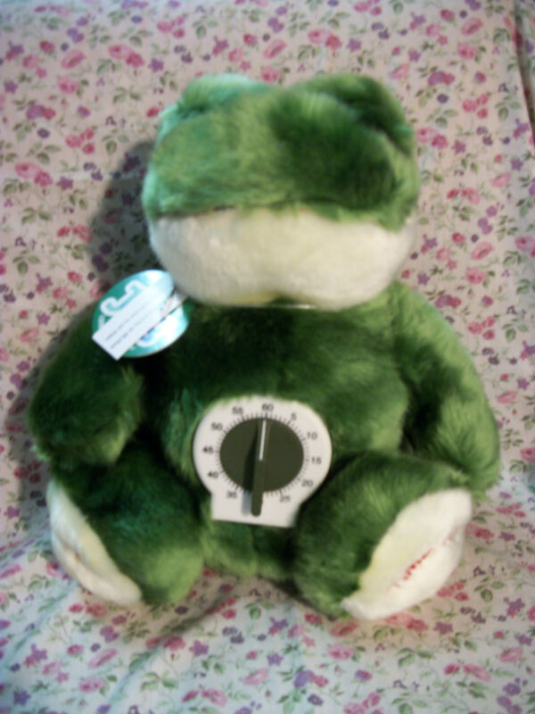 NEW JAAG PLUSH TIME OUT FROG