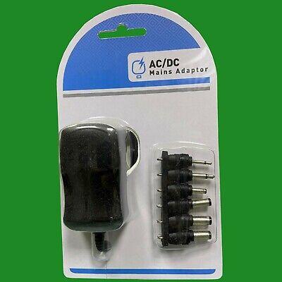 AC/Dc Red Eléctrica Pared Enchufe Adaptador